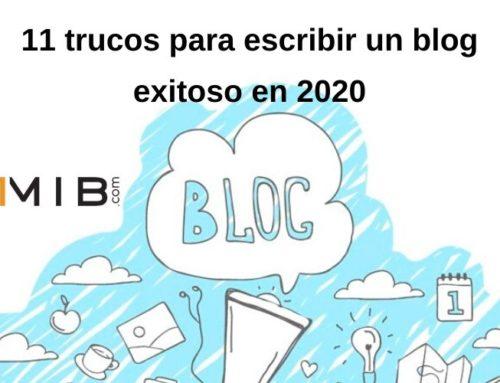 11 trucos para escribir un blog exitoso en 2020